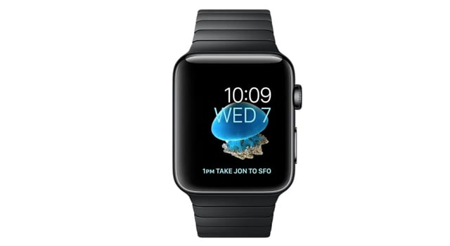 Смарт Часы Apple Watch Series 2 42mm Space Black Stainless Steel Case with Space Black Link Bracelet