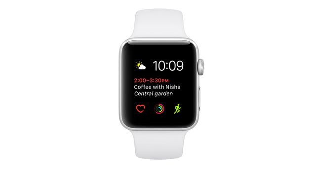 Смарт Часы Apple Watch Series 2 38mm Silver Aluminum Case with White Sport Band