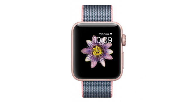 Смарт Часы Apple Watch Series 2 38mm Rose Gold Aluminum Case with Light Pink Band