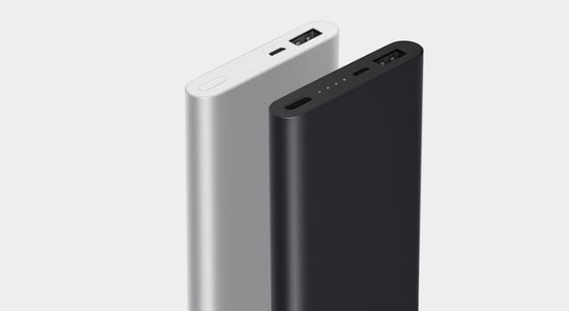 Xiaomi Power Bank 2 10000 mAh Silver