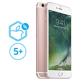 Б/У iPhone 6S Plus 16Gb Rose Gold (5+)