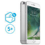 Б/У iPhone 6S Plus 128Gb Silver (5+)
